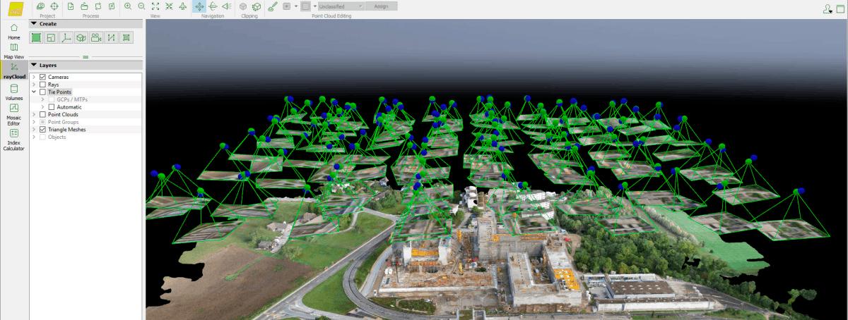 Curso de aplicaciones profesionales con drones