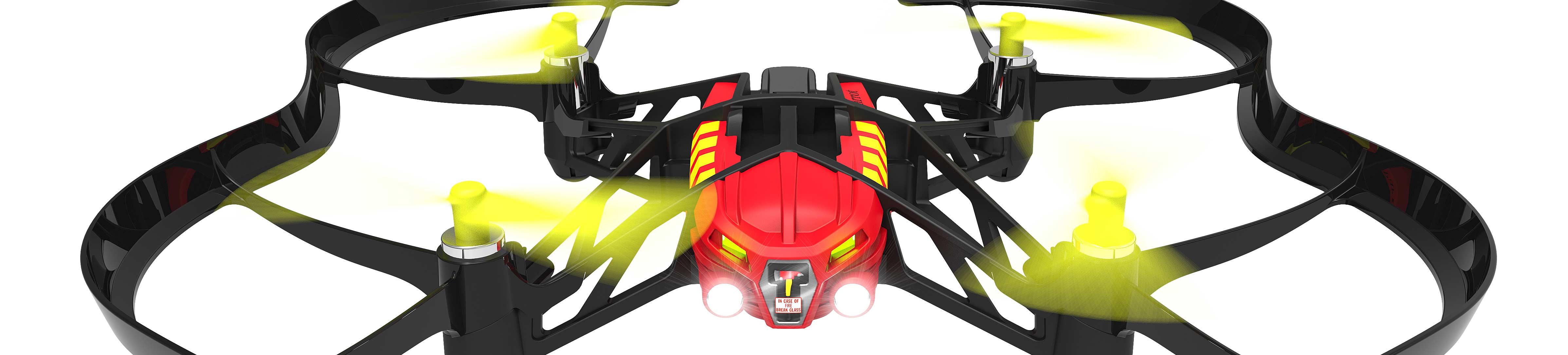 Detalle Parrot Airborne Night Blaze