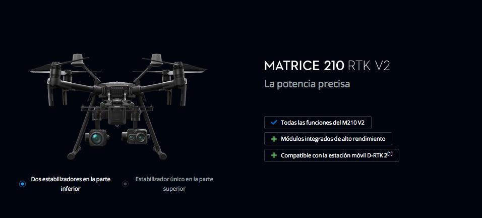 DJI MATRICE 200 SERIES V2