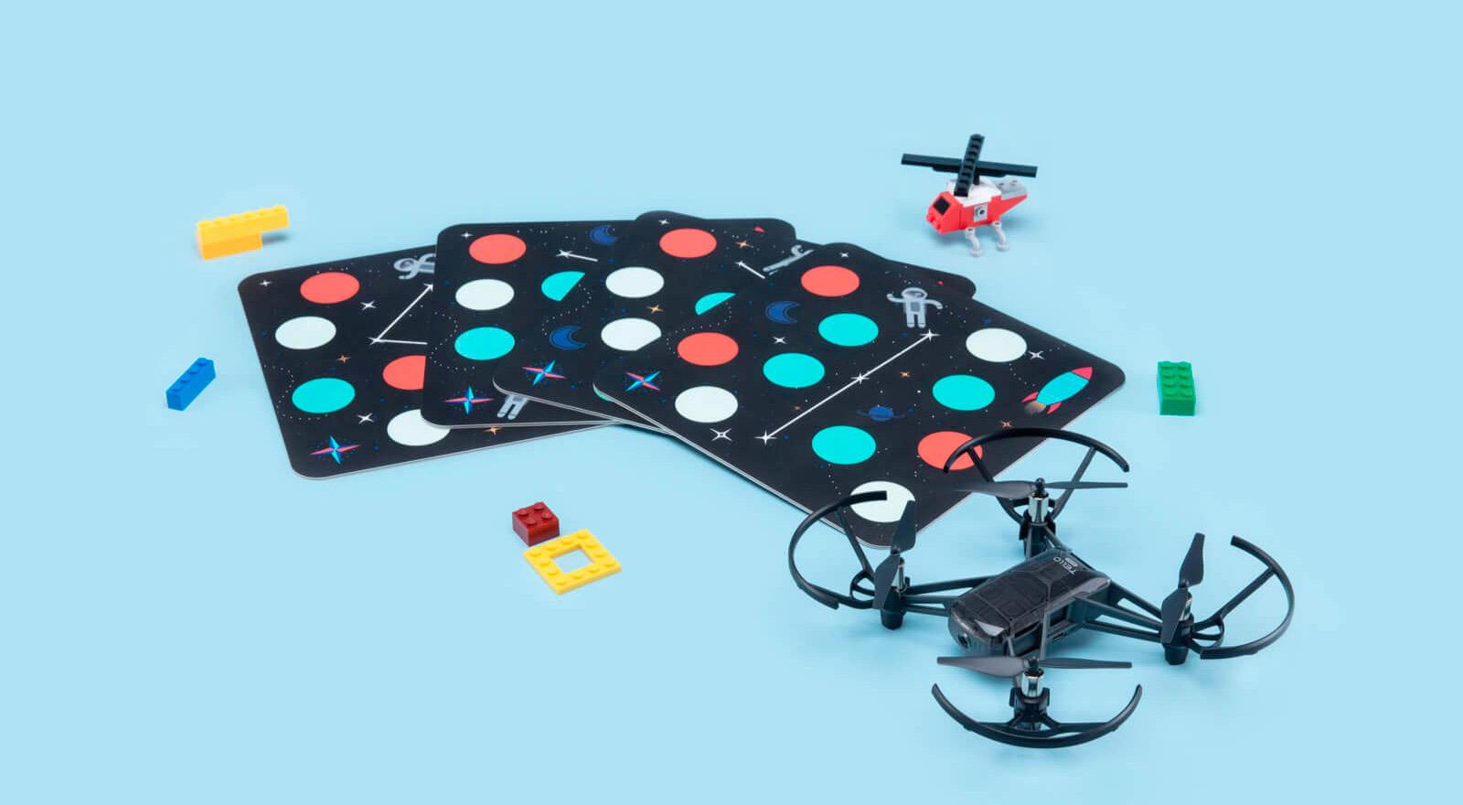 TELLO EDU DRONE PRIX