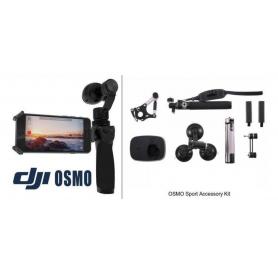 OSMO DJI GIMBAL 4K + KIT ACCESORIOS SPORT