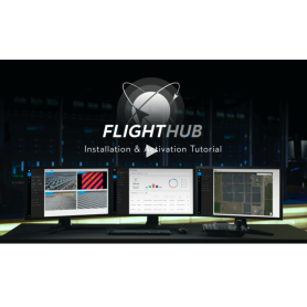 DJI FLIGHTHUB BASIC (Plan mensual)