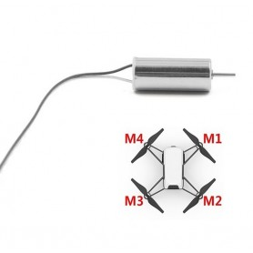 Motor delantero izquierdo - M4 para TELLO