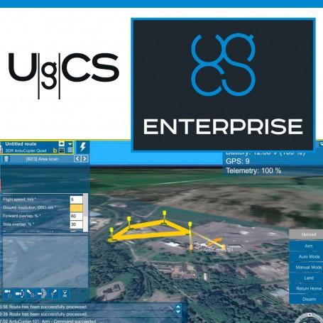 UgCS Enterprise Licencia Perpetua