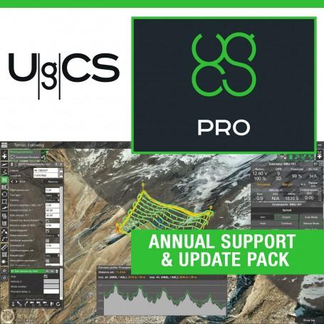 UgCS Pro Actualización y Soporte Anual