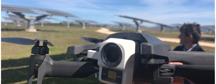 Cursos de Aplicaciones con Drones