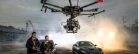 Drones para Audiovisual