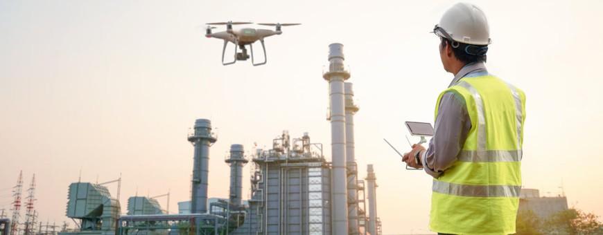 Drones Para Construcción e Inspección