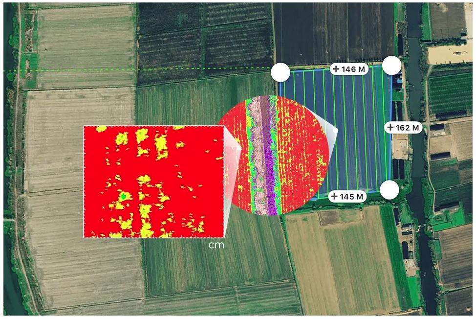 Curso de inspección y aplicaciones profesionales con drones